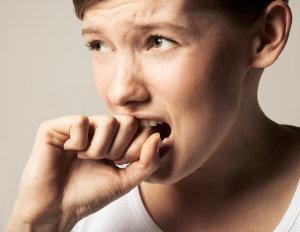 Застенчивость - покраснение лица